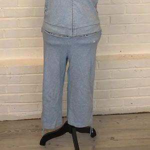 Authentic Burberry Golf women's crop pants